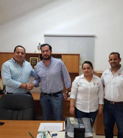 Nombran a Eduardo Mariscal encargado de despacho de Siresol en Benito Juárez