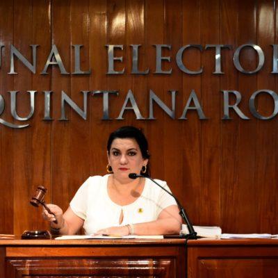 Ordena Teqroo sancionar a regidora de Tulum por participar en actos proselitistas en días hábiles; absuelven a Alcaldesa