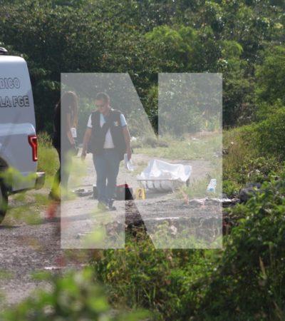 EJECUCIÓN EN COLONIA TRES HERMANOS: Policía atiende varias horas después reporte de asesinado en Cancún