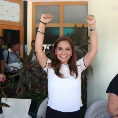 Precisa Mara Lezama que ya mantuvo contacto telefónico con Remberto Estrada