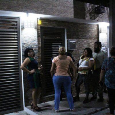 Funcionarios y lideresas de Cristina Torres toman el consejo municipal del Ieqroo en Solidaridad y crean conflictos contra observadores ciudadanos