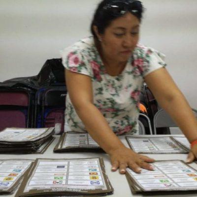 En sesiones del domingo, los once Consejos Municipales del Ieqroo revisarán 418 paquetes electorales