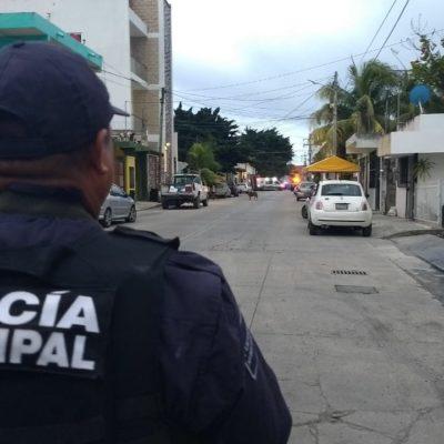 EJECUTAN A UN HOMBRE EN LA GONZALO GUERRERO: Asesinato, en el interior de un taller de motos en popular colonia de Playa del Carmen