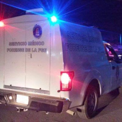 Matan de un disparo a un joven de 23 años en la zona continental de Isla Mujeres
