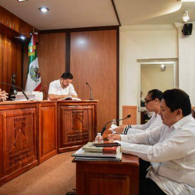 Impone Teqroo amonestaciones a candidatos por uso indebido de la imagen de López Obrador en Quintana Roo