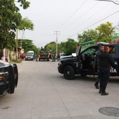 DISPARAN CONTRA FEDERALES ENCUBIERTOS: Balazos y persecución desde el Cancún Mall hasta la Región 234
