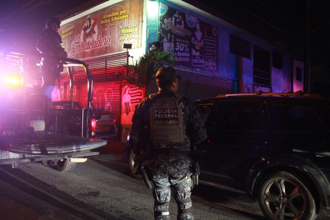ATAQUE A BALAZOS EN 'EL EMBARCADERO': Un muerto y un herido durante otra noche de violencia en Cancún