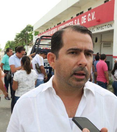 Falsos rumores en torno a cómputo en Solidaridad buscan crear inestabilidad, dice Jorge Aguilar