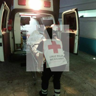 CAUSAN PÁNICO BALAZOS EN PLAYA DEL NIÑO: Dos personas heridas por disparos en Puerto Juárez; una niña sufre rozón de bala