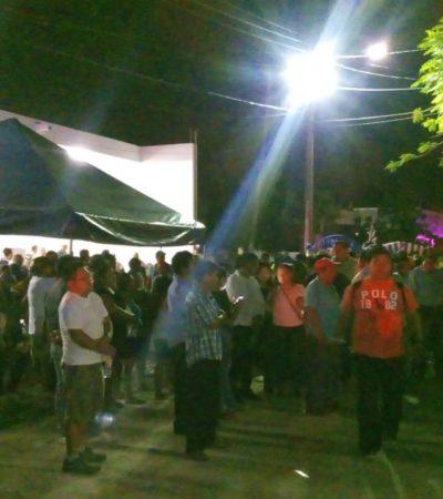 SE ROMPE LA CUERDA EN LA ZONA MAYA: Representantes de seis partidos abandonan conteo en Carrillo Puerto y no reconocen triunfo de José Esquivel; piden anular elección por irregularidades