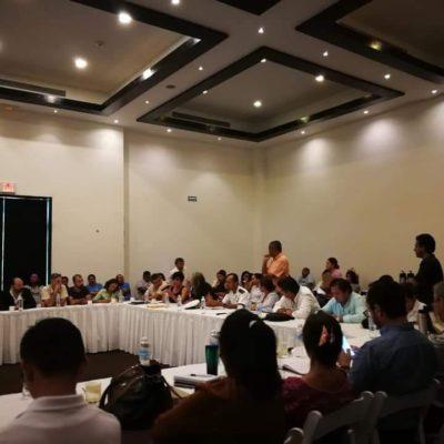 Cuestionan las medidas para combatir el sargazo en Solidaridad