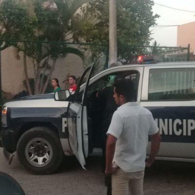 INTENTO DE ASESINATO FRENTE AL SEGURO SOCIAL: Hieren de bala a un sexagenario en la Región 94 de Cancún