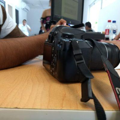 Reportero de Playa del Carmen inicia acciones legales contra elementos de la Policía Estatal Preventiva por supuestas amenazas y agresiones