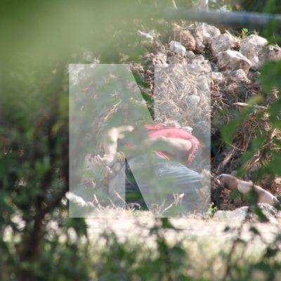 EJECUTAN A BALAZOS A UN HOMBRE EN LA COLONIA SAN JUAN: Hallan cadáver maniatado en la Región 215 de Cancún