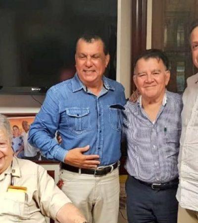 Sostiene Arturo Abreu reuniones con personajes vinculados a Morena