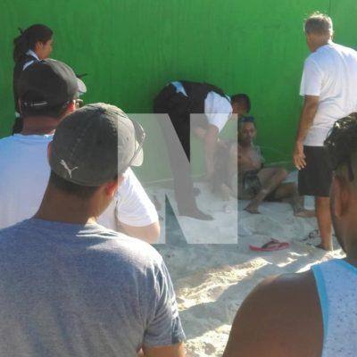 NUEVO ATAQUE A BALAZOS, AHORA EN PLAYA TORTUGAS: Por segundo día, la violencia alcanza a la Zona Hotelera de Cancún con saldo de dos personas heridas