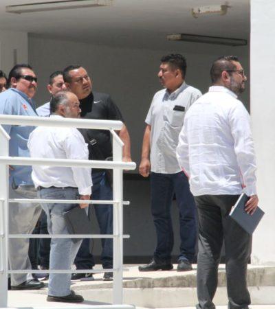 Se reúne Fiscal con directivos de la UNID luego del asesinato de un estudiante en sus instalaciones