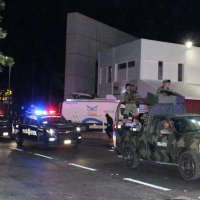OTRO ATAQUE A BALAZOS EN ZONA HOTELERA: Disparan contra taxista en el sitio del hotel Iberostar en Cancún