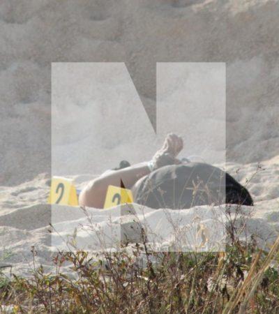SEGUIMIENTO | Asesinado en la SM 217 de Cancún resultó ser un joven de 22 años vendedor de elotes