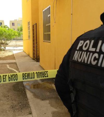 Encuentran cadáver en calle de la 251 de Cancún