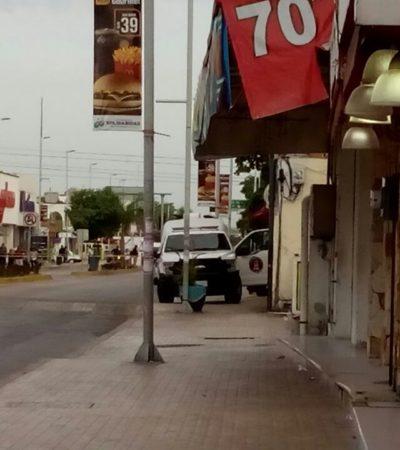 ASESINAN A REPORTERO AFUERA DE BAR EN PLAYA: Matan a balazos a Ruben Pat, director del semanario Playa News; a fines de junio mataron a otro reportero de este mismo medio