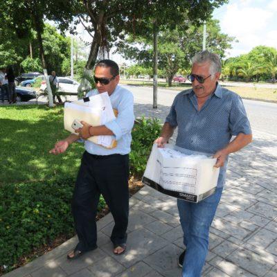Entregan solicitud para prisión domiciliaria de Mario Villanueva