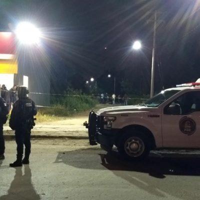 Abaten policías a presunto delincuente durante frustrado robo en la Región 259 de Cancún