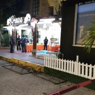 BALAZOS EN LA QUINTA AVENIDA DE PLAYA: Matan a un hombre y hieren a otro a unos metros de la 'Quinta Alegría' y de una base de la Policía Federal