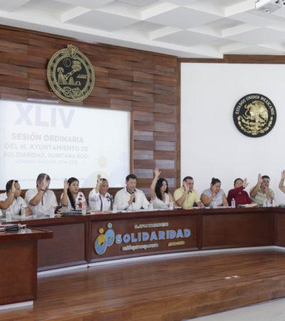 Celebrará Solidaridad 25 años de su creación con ceremonia en la plaza 28 de Julio