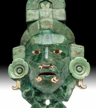 Los rostros del poder maya se mostrarán por primera vez en la nueva sala sobre máscaras funerarias de Calakmul