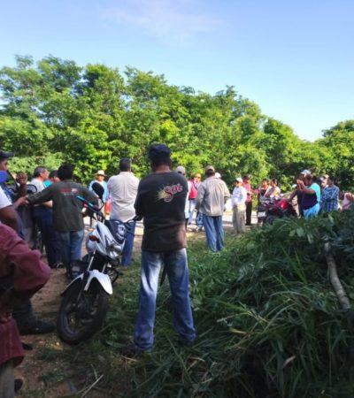 Otra vez 'La Providencia', cerca de Calderitas, se libra de una 'invasión'