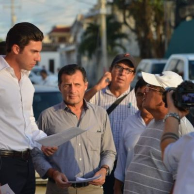 Cancún tiene más calles pavimentadas en la Región 94, reporta el Alcalde