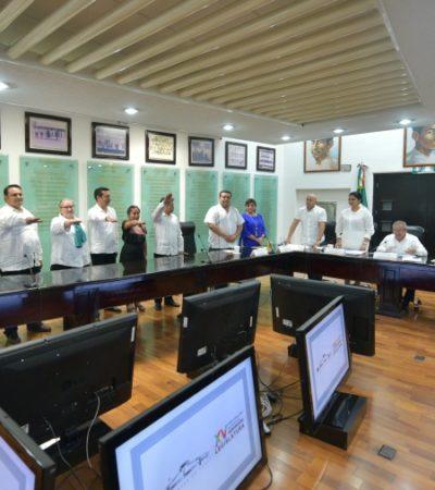 La Comisión de los Derechos Humanos del Estado de Quintana Roo anuncia a sus integrantes ciudadanos