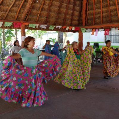 Los abuelitos de Puerto Morelos son prioridad para el Gobierno de Puerto Morelos, aseguran