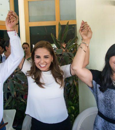 Rompeolas: Arrasa Mildred Ávila en interescuadras de Morena