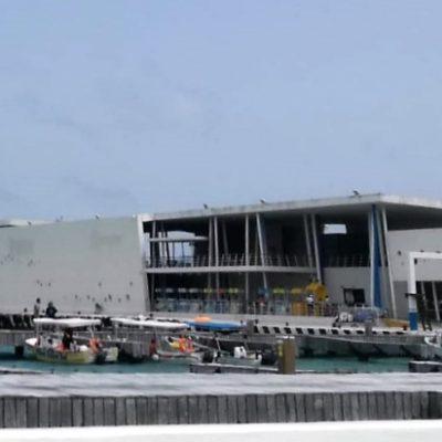 Una nueva rampa exclusiva para usuarios se construirá en el muelle San Miguel de Cozumel