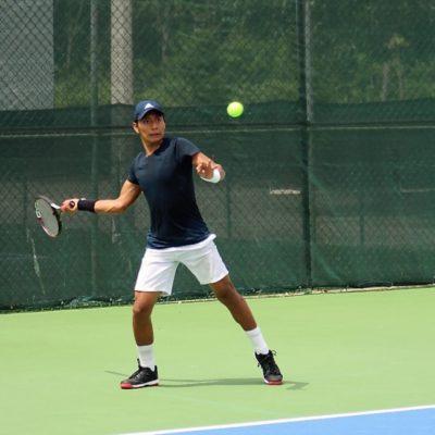 30 jugadores engalanan el Circuito de Tenis Cancún