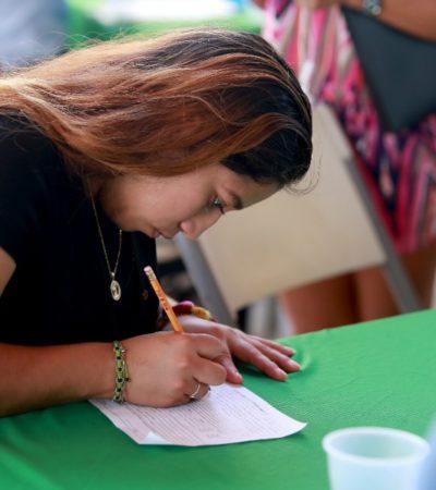 ¿BUSCAS TRABAJO?: Otra vez llegó la 'Contratación Exprés' a Cancún