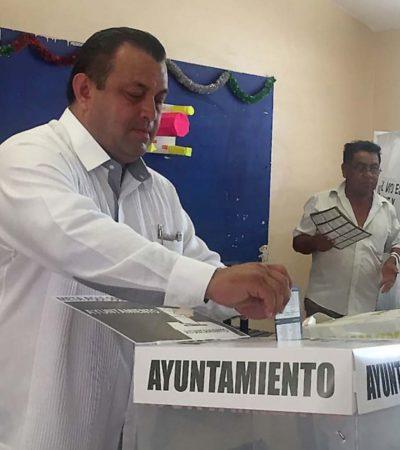 GALERÍA   DECISIÓN 2018: Todos ellos votaron por Quintana Roo
