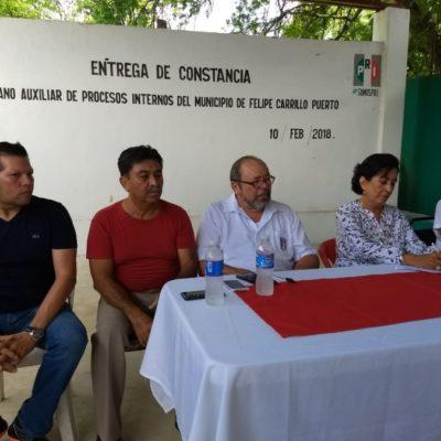 SIGUE TENSIÓN POSTELECTORAL EN LA ZONA MAYA: Exige PRI reconteo de votos en Felipe Carrillo Puerto y advierte posibles disturbios