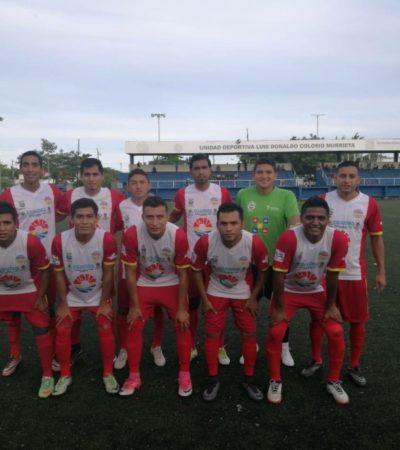 FC Real Cancún lidera Super Liga