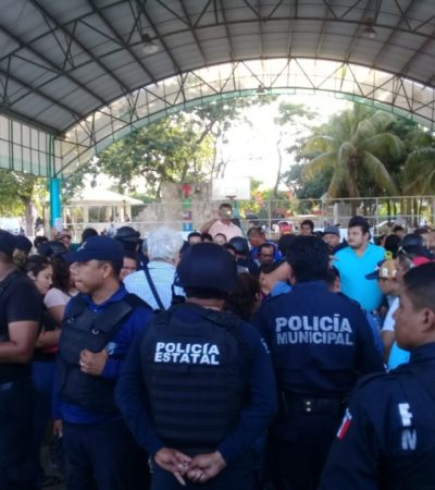 PESADILLA ELECTORAL: Surgen conflictos por casillas especiales en Tulum