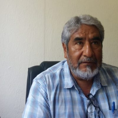 Se queja líder de tianguistas del creciente ambulantaje que provocan los inmigrantes centroamericanos en Cancún