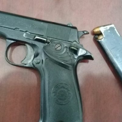 Hombres armados son detenidos en Cancún y Tulum