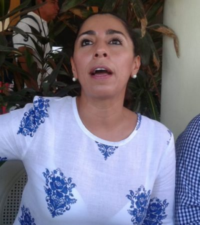 Marybel Villegas se reunirá pronto con AMLO y Carlos Joaquín
