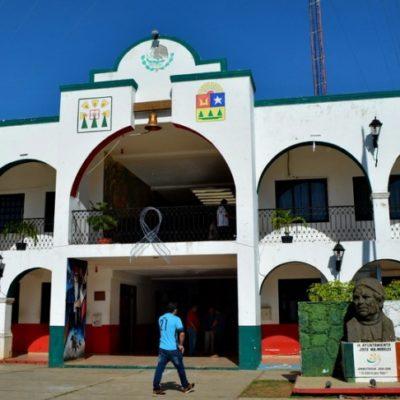 Se quedaron sin recursos para alumbrado público en José María Morelos