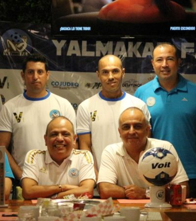 Yalmakan FC jugará ahora en Chetumal