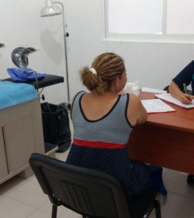 Aseguran que la salud de las mujeres es una prioridad para el gobierno de Puerto Morelos