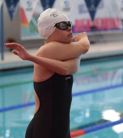 En riesgo la participación de cancunense en mundial de natación