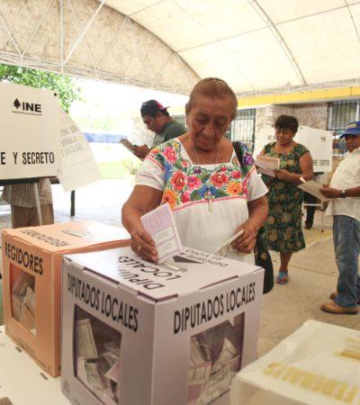 Garantizan voto 'blindado' en Yucatán
